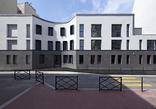Atelier Les Particules - Construction de 9 logements - Clichy la Garenne