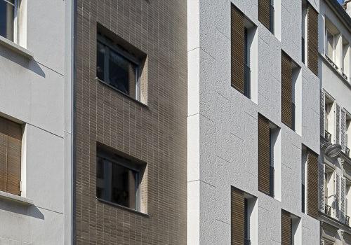 Atelier Les Particules - Création de 12 logements - Paris