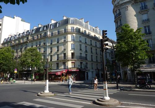 Atelier Les Particules - Réhabilitation en milieu occupé - Paris