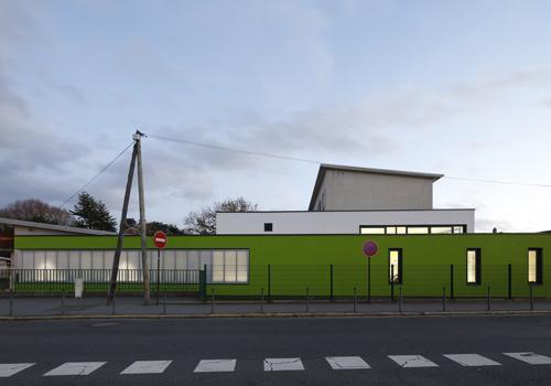 Atelier Les Particules - Extension d'un groupe scolaire Maternelle- Conflans Sainte Honorine